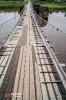 Висячий мост через реку Туру (Верхотурье)