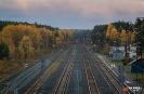 Осень (станция Воронцовка)