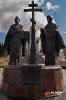 Памятник Кириллу и Мефодию (Ханты-Мансийск)