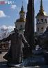 Памятник основателям города Ханты-Мансийска (Ханты-Мансийск)