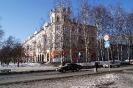 Перекресток улиц, город Серов