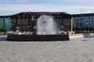 Фонтан на Преображенской площади (Серов)