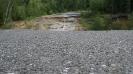 Обвал дороги у шахты Северопесчанская (Фото 1)