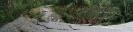 Обвал дороги у шахты Северопесчанская (Панорама)