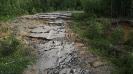 Обвал дороги у шахты Северопесчанская (Фото 9)